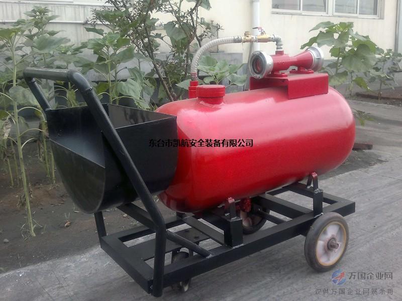 PY8/700半固定式泡沫灭火装置