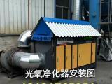 无电极灯管光氧催化废气净化器