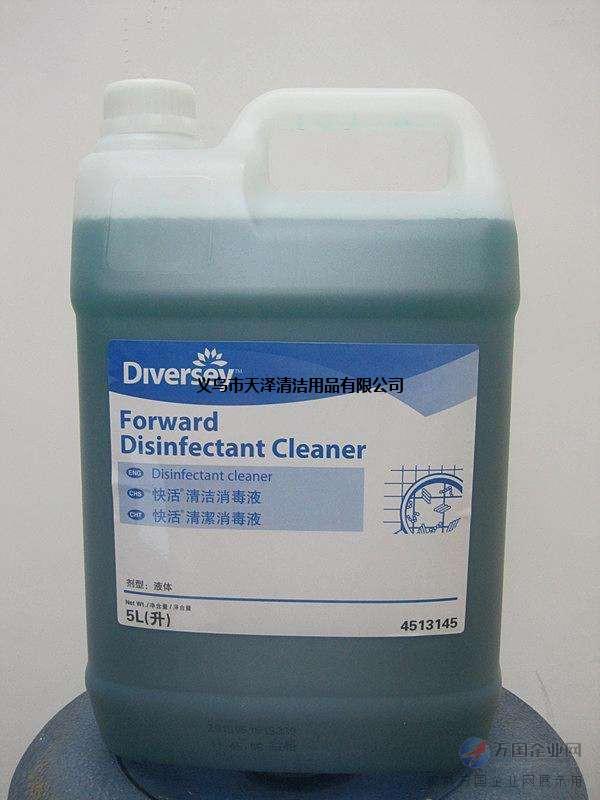 庄臣泰华施快活牌清洁消毒剂全能清洁剂 消毒水 清洗剂5升/桶