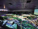 互动科技城市展览馆,城市规划智能展厅.城市规划多媒体展厅