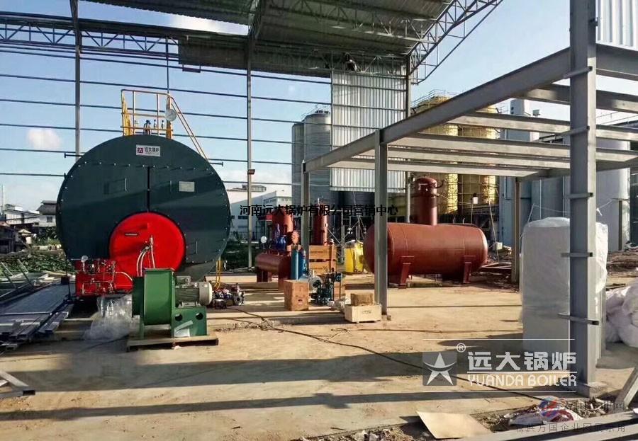 15吨燃气低氮锅炉厂家、报价
