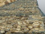 铅丝石笼网河道网 护坡装石头网 锌铝合金石笼网厂家