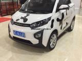 众泰芝麻新能源汽车