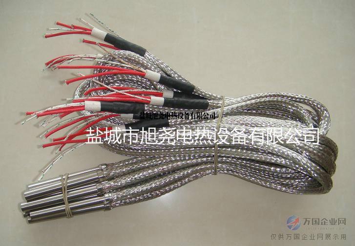 单头测温电热管电加热设备旭尧非标制造