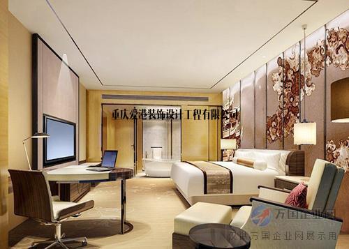 涪陵商务酒店装修_星级酒店设计_专业酒店设计公司_爱港装饰