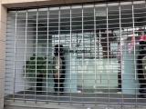 北京志新乾坤电动门有限公司直销不锈钢管卷帘门