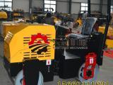 小型压路机厂家 夜间施工更方便 1吨座驾式小型压路机质量可靠