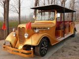 11座电动楼盘老爷车价格,敞开式楼盘接送游览车