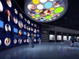 城市规划展览馆世纪设计,高科技城市展览馆设计