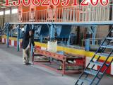 fs复合免拆荚芯墙板生产线生产规格