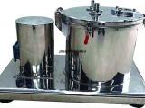 平板式离心机整机质保三年 易损件保修一年