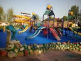 蓄水池地坪施工 彩色漆喷涂工程 儿童乐园刷漆