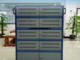 生产厂家直销坚成电子开放式智能充电柜可移动手机平板电脑充电柜