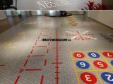 塑胶地板_幼儿园地板_运动地板_自流平水泥