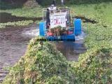 河道除草船价格 水下割草清漂设备 水葫芦收割清理船
