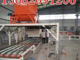 阻燃聚合物聚苯板生产线厂家规格