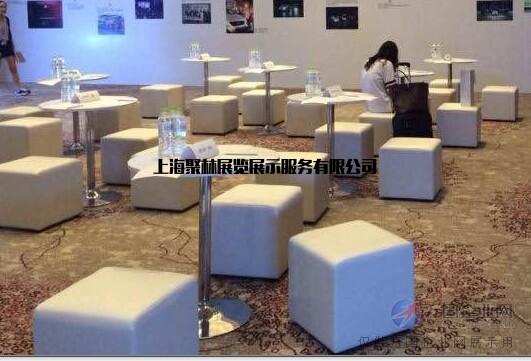 上海展会活动家具租赁、吧桌吧椅租赁、沙发卡座租赁