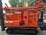 履带式气动钻机 厂家供应 全液压气动潜孔钻机