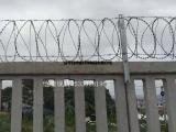 安平恺嵘监狱防攀爬围墙刺丝滚笼   刀片刺绳防护栅栏