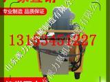 安徽蚌埠铆接震动筛用PLE-16液压环槽铆钉机