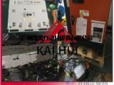 KUKA库卡机械手KSP驱动器报欠压、过热故障维修
