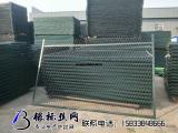 钢板网防护栅栏-河北银标丝网制品有限公司
