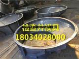 混凝土圆形井钢模具耐磨损