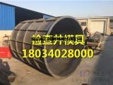 圆形排水井模具标准化