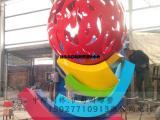 不锈钢镂空球 金属花纹球 不锈钢雕塑公司【伊甸园】
