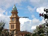 行业优秀的塔楼钟表-户外时钟-楼顶大钟