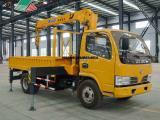 厂家供应东风3.2吨随车起重机 吊车