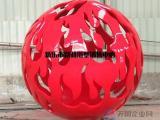 不锈钢镂空球加工金属景观球雕塑园林景观艺术圆球雕塑【伊甸园】