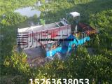 水下水草收割清理船、自动化河面捞草机