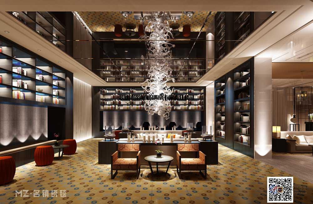 酒店大堂 豪华餐厅ktv精品欧式地毯砖 个性装修瓷砖
