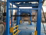 空心砖自动叠板机生产