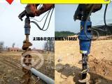 小挖掘机螺旋钻 钻孔机 北奕机械