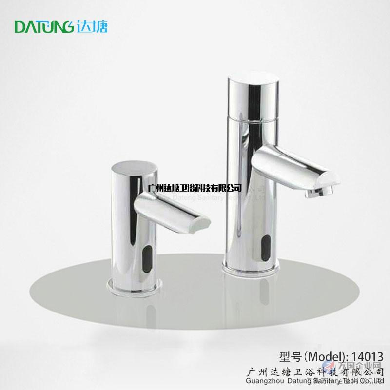 套装(龙头式皂液器+感应水龙头) 自动洗手器 净化设备套餐