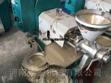 农用花生棉籽大豆芝麻全自动螺旋式榨油机