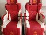 别克gl8路尊内饰豪华改装加装电动侧门航空座椅铁苏柚木地板