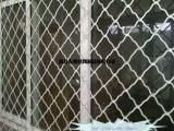 窗户防护网|5美格网|东驰美格网|美格网|工厂隔离栅