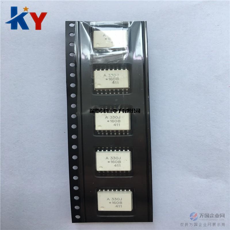 03  电子 03  电子有源器件 03  专用集成电路 03  acpl-330j