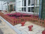 防腐木栅栏,防腐木围栏,电箱罩各种防腐木制品