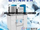 雪人制冰机,300~1500kg超市海鲜/食品厂专用