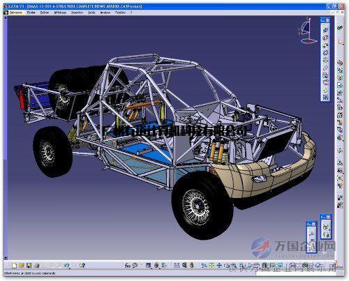 有限元分析項目承接 汽車座椅結構優化設計