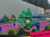 水陆战车游乐设备 新型轨道游乐设备 好玩的儿童乐园项目