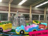 水陆战车游乐设备 广场儿童游乐设备水陆大战