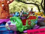 激光战车 水陆战车游乐设备 夏季玩水好选择