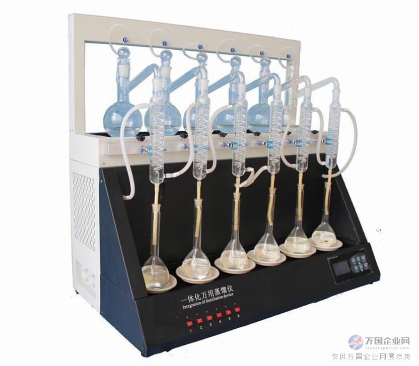 全自动一体化蒸馏仪1
