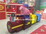 网红小猪佩奇雕塑-动画片小猪乔治雕塑价钱