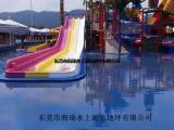 水上乐园刷彩色漆, 海浪池沙滩地坪 环保绿色涂料